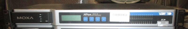 MOXA NPORT 6650-32 Terminal Server