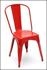 Tolix kitchen chair