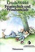 Feuerschuh Und Windsandale