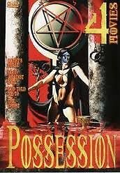 Possession (4 Movies) DVDs