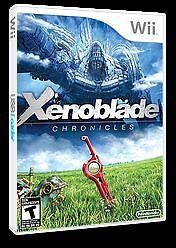 Cherche / Looking for Xenoblade Chronicles Wii Nintendo