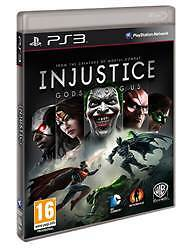 Injustice: Gods Among Us  (Sony Playstation 3, 2013) REGION FREE ENGLISH NEW