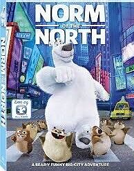 Like New! Norm of the North DVD 2016