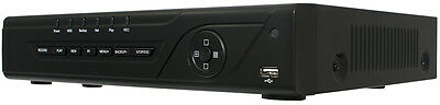 Analog Titanium 4 Channel DVR Plus 1 CH IP (Network) 2TB Hard Drive Installed  4 Channel Networking Dvr