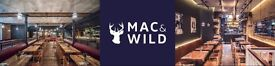 Mac and Wild is looking for enthusiastic CDPs to join their team