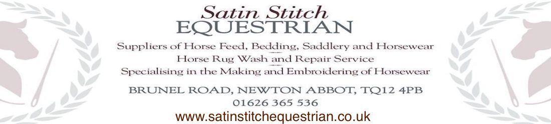 Satin Stitch Equestrian