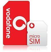 Vodafone Prepaid Karte