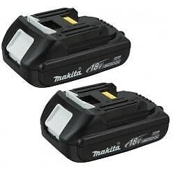MAKITA 18V LITHIUM  ION BATTERY MODEL NUMBER BL1815