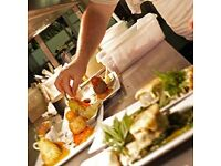 Chef de Partie in a busy kitchen with an innovative menu