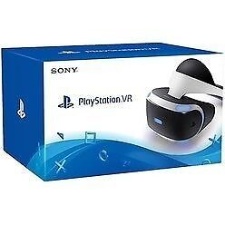 Playstation VR - new and sealed