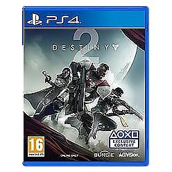 Destiny 2 PlayStation 4 brand new