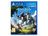 Horizon Zero Dawn PS4 (NEW & CHEAP)