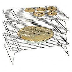 Stackable Cooling Rack Ebay