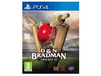 PS4 500gb, Madden 17, Don Bradman Cricket 17 & COD Advanced Warfare