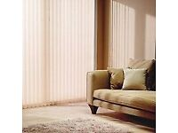 Vertical Louvre Blind **NEW**