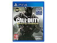 Call of Duty Infinite Warfare (Inc. Bonus Map) PS4 COD Playstation 4