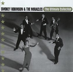 Robinson Smokey and & The Miracles - Ultimate (NEW CD)