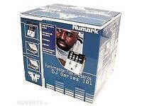 Numark Funkmaster Flex DJ turntable kit in a box