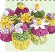 Cupcake Knitting Pattern