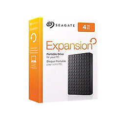 4tb portable expansion drive (brand new in box)