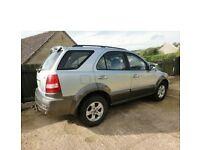 Kia 4x4 Diesel Auto Sorento Tiptronic low mileage