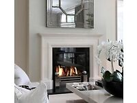 Bellfire Large Derby 3 Gas Fire Brand New For Sale