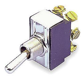 Toggle Switch, Number of Connections: 6,