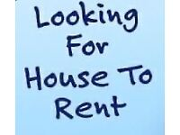WANTED: Flat / House with Garden £700 - £800 Per Month