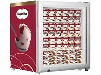 HAAGen DAZS UF100G Counter Top Freezer