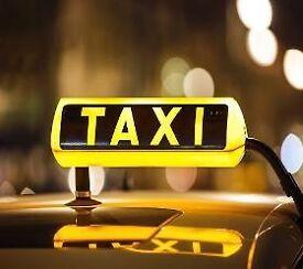 Newcastle Private hire taxi for sale