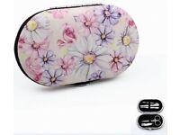 Floral manicure set