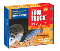 Tow Truck in a Box Widetrack