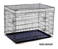Dog crate for puppy or small dog