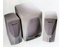 Kinyo SW7352 - 2.1 Computer Speakers