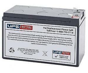 FISH FINDER Battery - Brand New Rechargeable SLA Battery