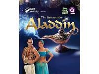 Aladdin Panto Tickets For Sale