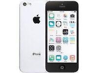 iPhone 5c 8gb White Unlocked