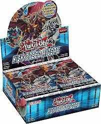 Yugioh HIGH-SPEED RIDERS Booster