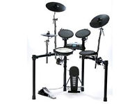 Roland TD4 drum kit. open for sensible offers