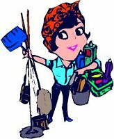 CLEANING, HOUSEKEEPER
