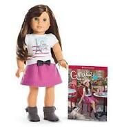 American Girl Grace Doll with pierced ears - brand new