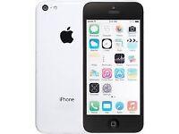 iPhone 5c 16gb White Unlocked Good Condition
