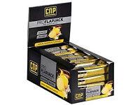CNP Professional Protein bar Flapjacks 24 x 75g -Chocolate Orange-Onen box of 22(75gm bars )