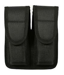 Molded Double Mag Pouch- Police/ Security/Military