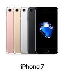 This is iPhone 7 - 32, 128 & 256 GB Available (Brand new but not Sealed ) Unlocked