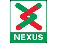 Found nexus card