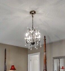 Light fixtures for sale.