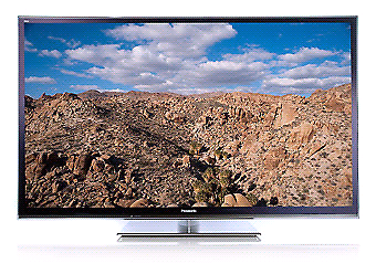 Smart 3D Panasonic Television