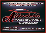 Vehicle servicing starting @ $95.00 all makes and models Noble Park Greater Dandenong Preview