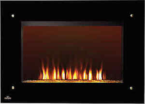 """BARELY USED : Tranquille 39"""" Electric Fireplace"""